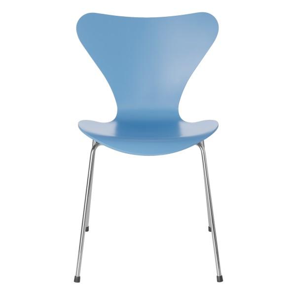 FRITZ HANSEN 'Serie 7' lackiert trieste blue
