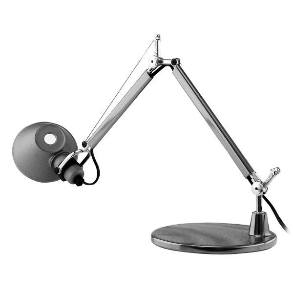 ARTEMIDE 'Tolomeo Micro' mit Tischfuss Ø17cm