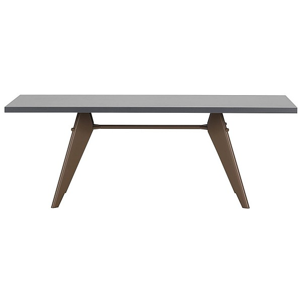 VITRA 'Table EM' HPL Tisch 180x90