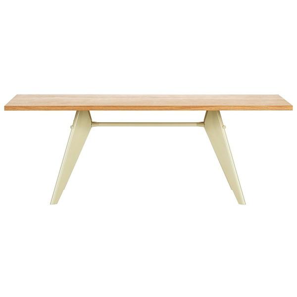 VITRA 'Table EM' Tisch Eiche 180x90