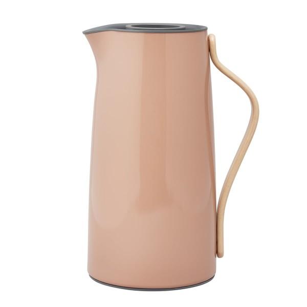 STELTON 'Emma' Isolierkanne Kaffee nude
