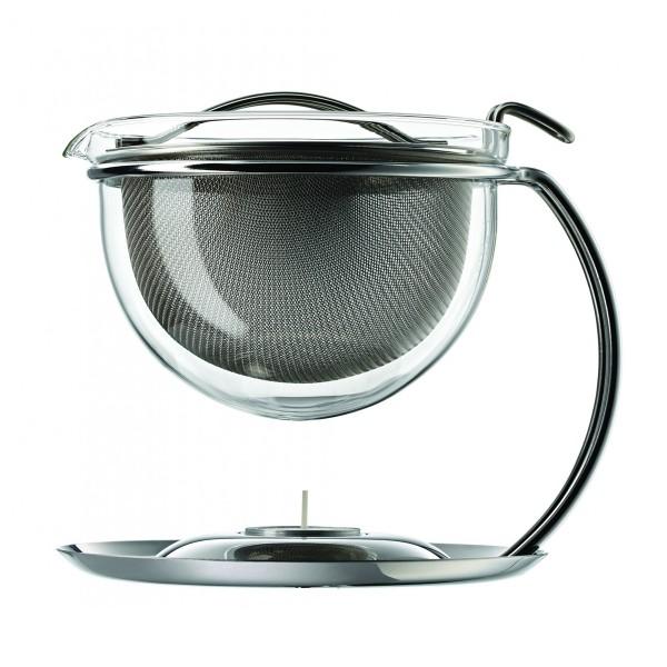 MONO 'Filio' Teekanne 1.5l mit Stövchen