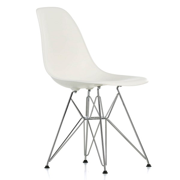 VITRA 'DSR' Eames Plastic Side Chair