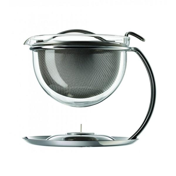 MONO 'Filio' Teekanne 0.6l mit Stövchen