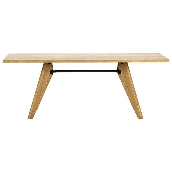 VITRA 'Table Solvay' Holztisch 180x90